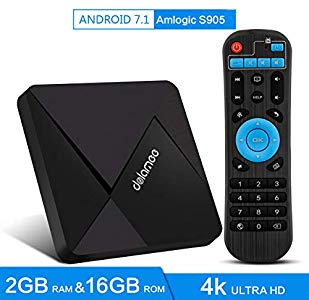 Smallrt And Dolamee Dolamee D5 Android 7 Great Tv Box